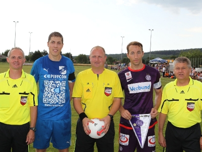 Matchball: ASK Riedlingsdorf vs. FAK Austria Wien (Fotos: Lexi)_2